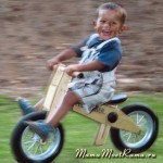 Беговелик — велосипед без педалей – лучший подарок ребенку 2-5 лет