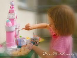 Как сделать фруктовое мороженое. Летнее удовольствие и развлечение.