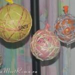 как оригинально оформить подарок при помощи шариков