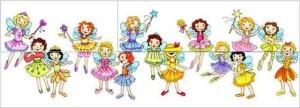 """игра для девочек головоломка """"танцующие принцессы"""""""