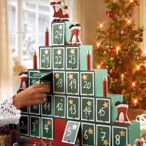 Наш Календарь Адвента — Рождественский или Новогодний календарь с подарками