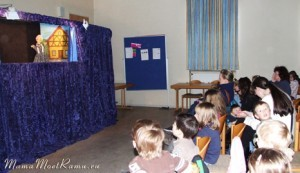 театр кукол картинки