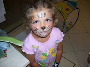 Сегодня я котенок, а может быть тигренок.