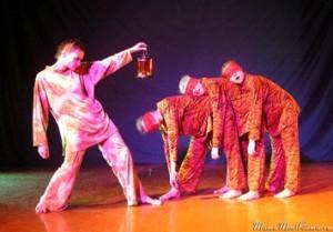 Транс театр, Диоген с фонарем в мире слепых