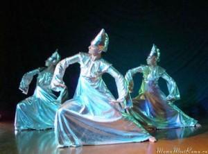 Транс театр, костюмы