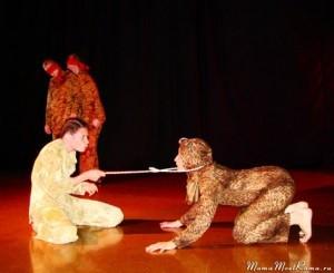 Пантомима транс-театра