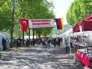 Турецкий праздник в Германии, Кассель