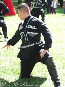 Турецкий праздник, танцы