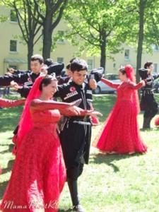 Турецкий праздник, танцевальный коллектив Барис