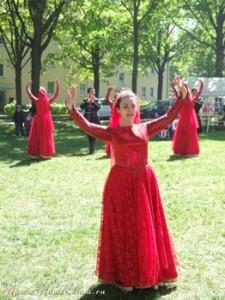 Турецкий праздник, национальные танцы