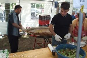Так готовят турецкий шашлык