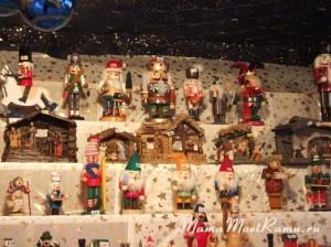 Щелкунчик -- герой рождественской сказки