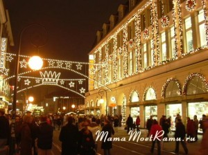 Как на площади веселье… закружились карусели…  Прогулка по немецкой рождественской ярмарке.