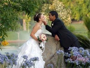 Любовь на разных языках -- интернациональные браки.